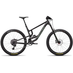 Santa Cruz Nomad 4 AL R-Kit Full suspension mountainbike zwart